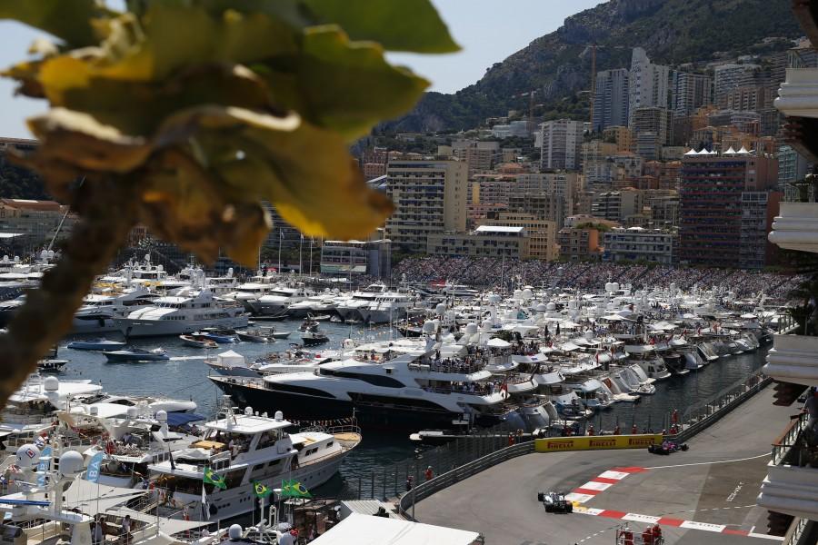 Motorsports: FIA Formula One World Championship 2017, Grand Prix of Monaco,  #44 Lewis Hamilton (GBR, Mercedes AMG Petronas F1 Team),  *** Local Caption *** +++ www.hoch-zwei.net +++ copyright: HOCH ZWEI +++