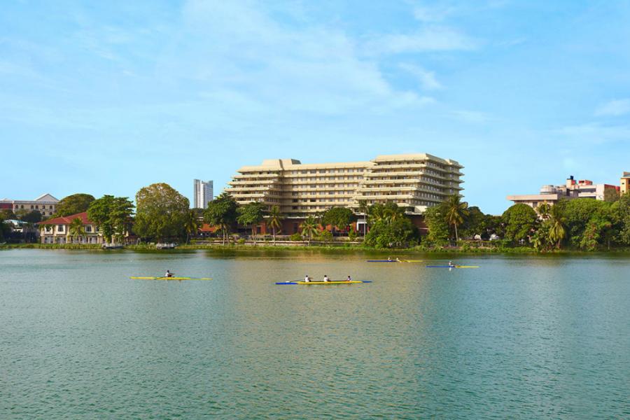 Lakeside Colombo, Sri Lanka