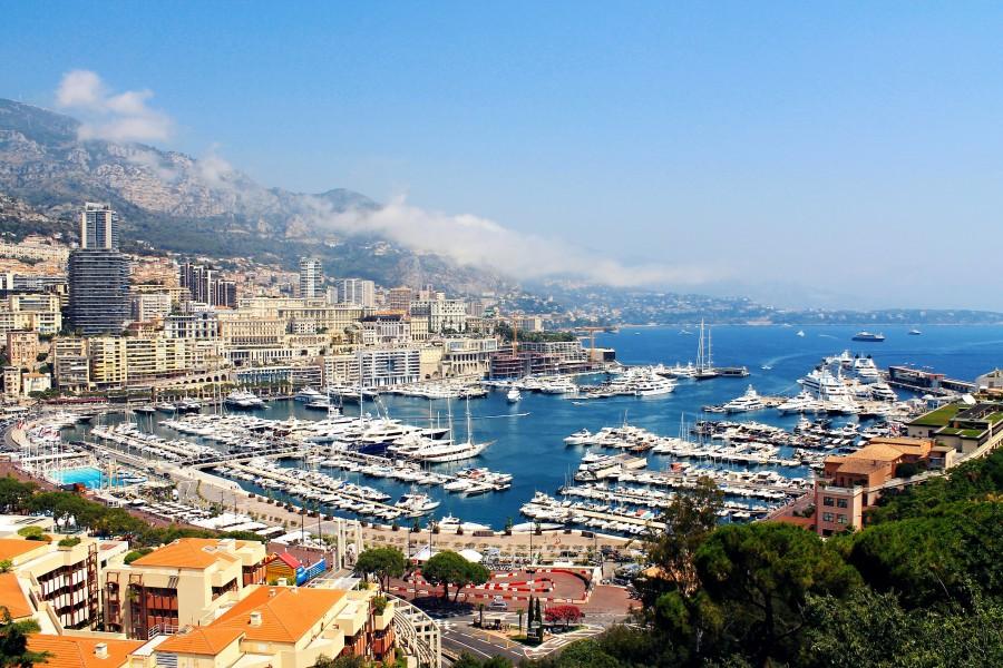 Monaco Port, Monaco Grand Prix