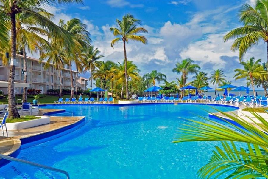 Coco Palm,  st Lucia, caribbean