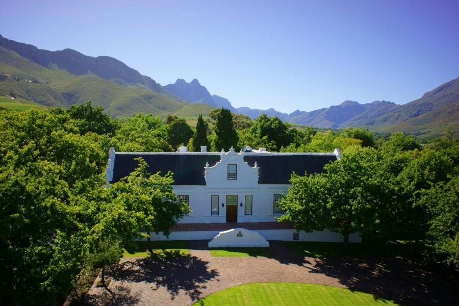Lanzerac Wine Estate, South Africa