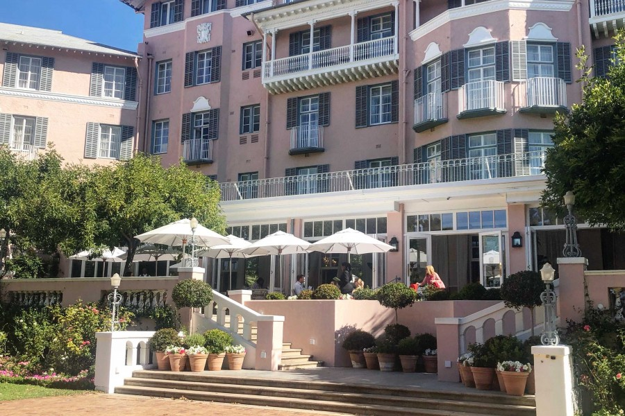Mt Nelson Hotel, Cape Town, South Africa